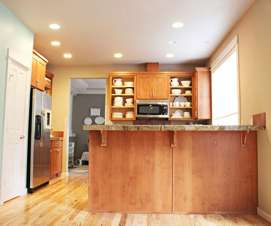 Mini But Mighty Updates for a Builder Kitchen