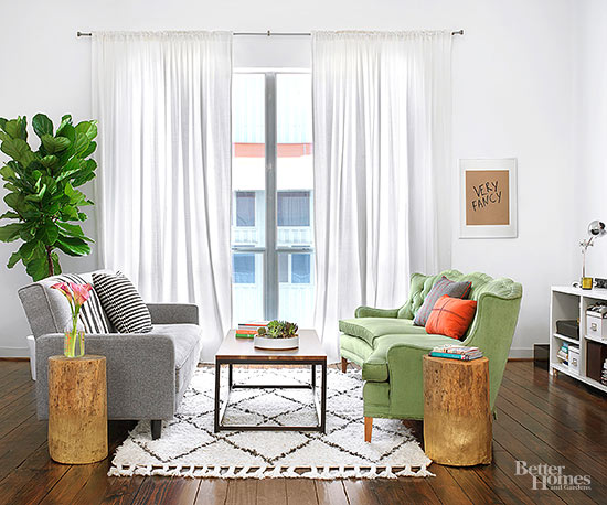 This Adorable Home Makes a Case for White Walls