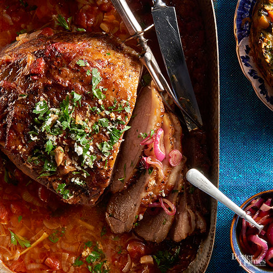 Better Homes And Gardens December 2015 Recipes