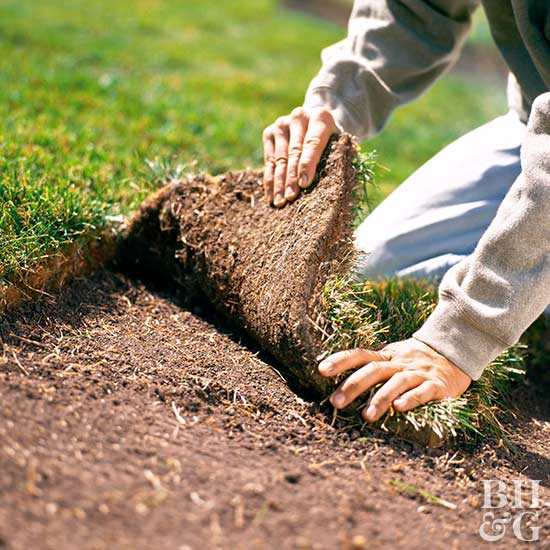 When is the best time to lay sod and what do i need to do for Care for new sod