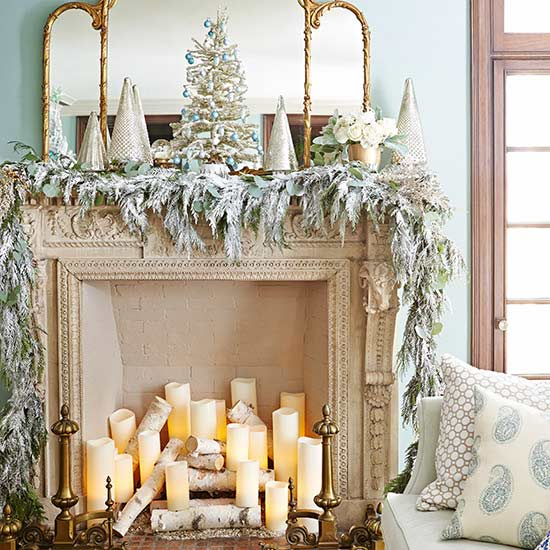 Christmas Garland and Swag Decorating Ideas