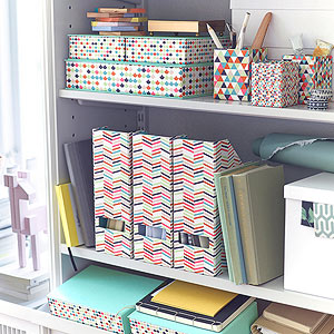 Colorful Storage Products