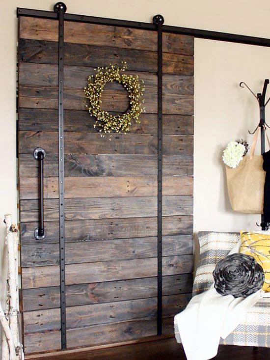 Do It Yourself Home Design: DIY Barn Doors For Every Style