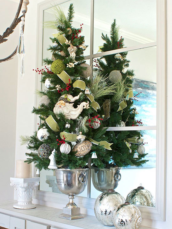 Decorate with What You Have for Christmas