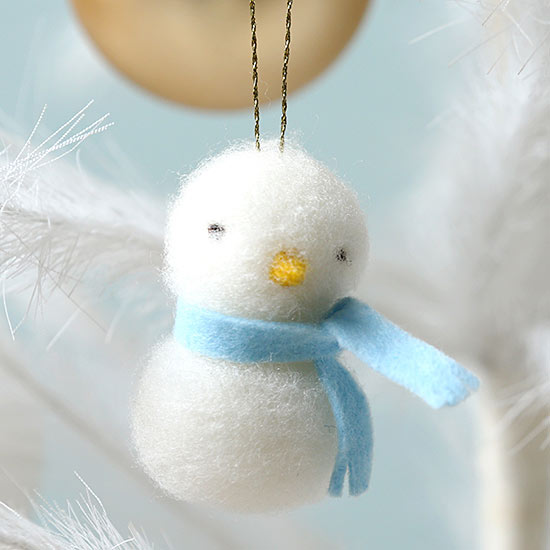 These Snowman Ornaments Are Too Adorable!