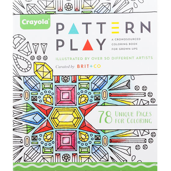 14 Gorgeous Coloring Books Made Just for Grown-Ups