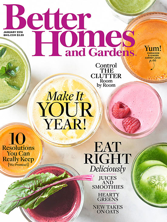 january 2016 - Better Homes And Gardens Past Issues