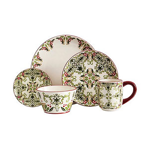 Not Your Grandmother's China: Holiday Dinnerware We Love
