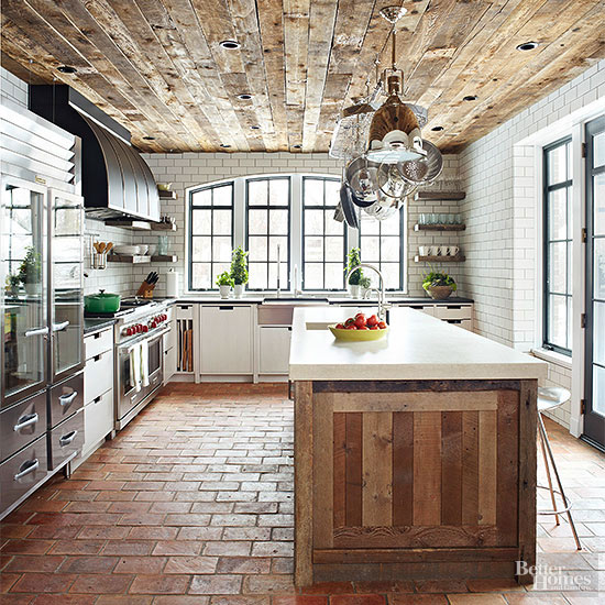 20 Brilliant Uses for Reclaimed Wood