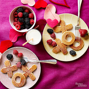 Wake Up To Love: Brunch Recipes for Valentine?s Day