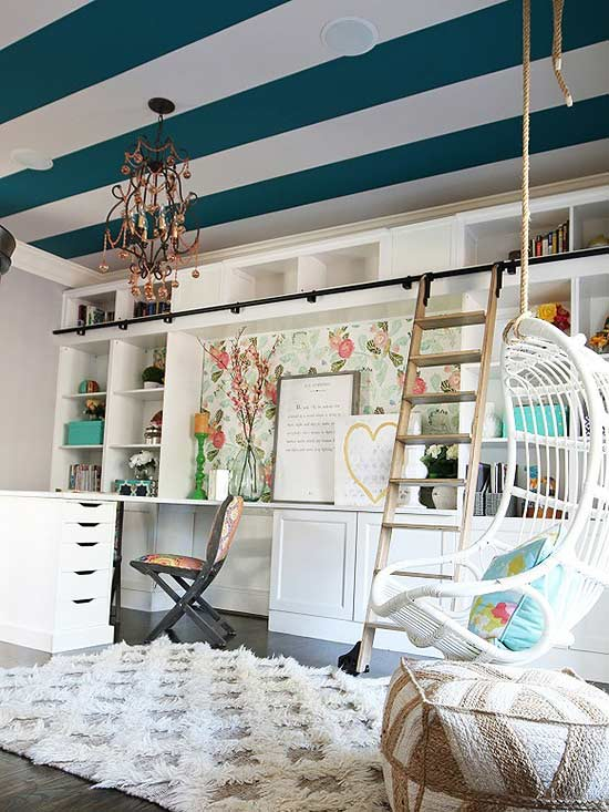 home to office. 5 Dreamy Home Office Makeovers To Inspire Your Best Work