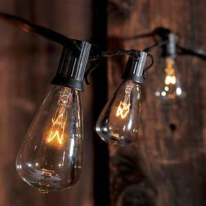 Brilliant! We're Obsessed With This Edison-Bulb-Inspired Lighting