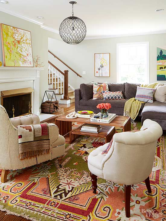 12 ways to decorate without any money page 5 of 13 - How to decorate a house with no money ...