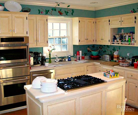 Storage-Savvy Kitchen Makeover