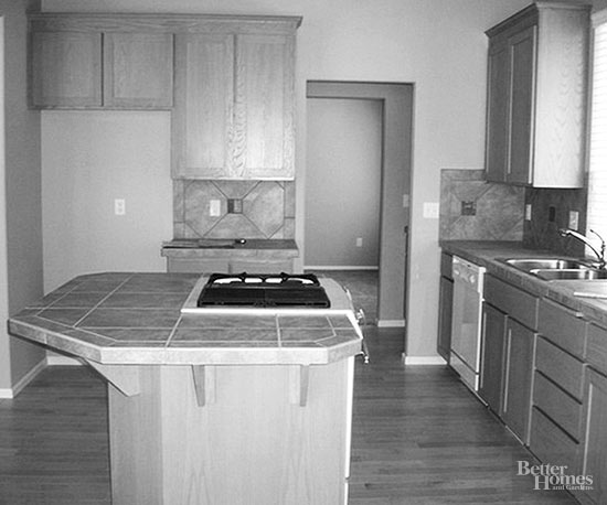 how do you completely overhaul a kitchen on a budget here u0026 39s how