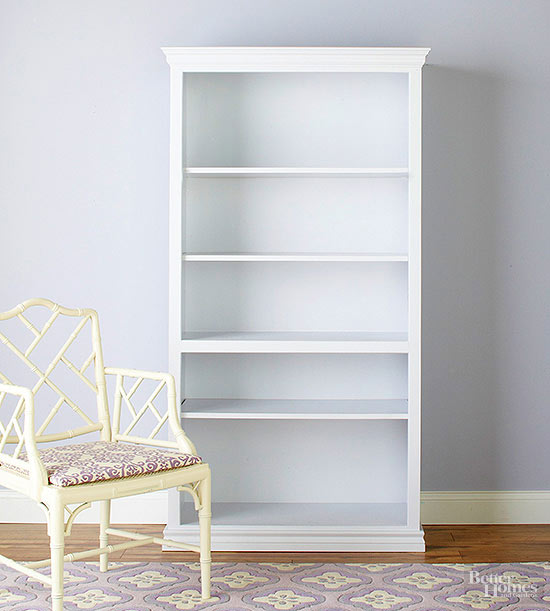 13 Beautiful Bookcase Makeovers