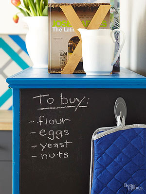 Easy Chalkboard Projects