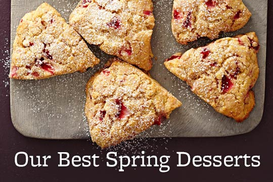 Our Best Spring Desserts