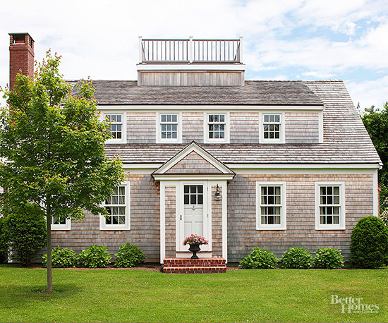 Cape cod style home ideas for Cape cod exterior
