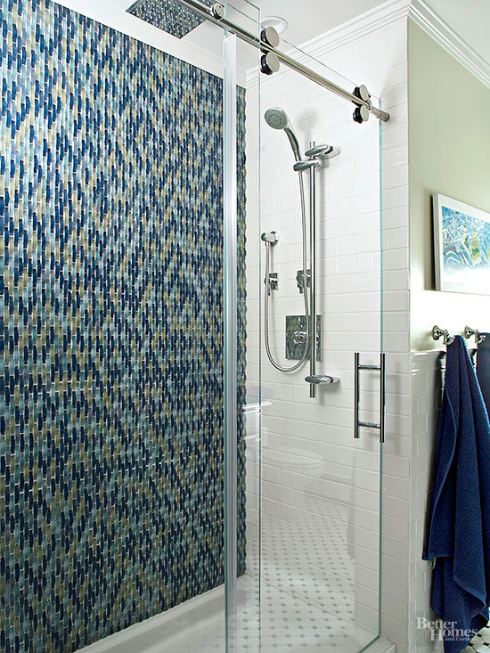 Stunning Shower Tile
