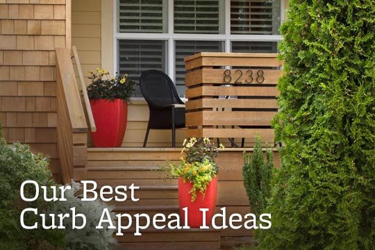 Our Best Curb Appeal Ideas