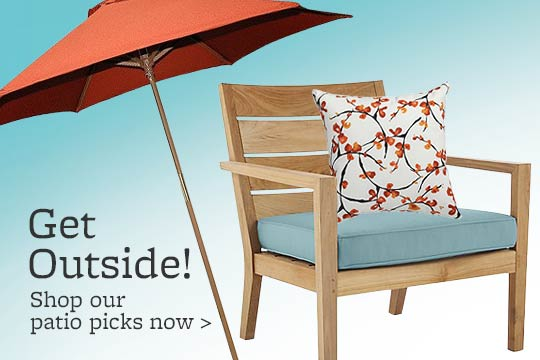Shop our patio picks now >>