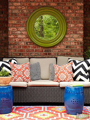 What to Buy Where: Patio Furniture and Accessories