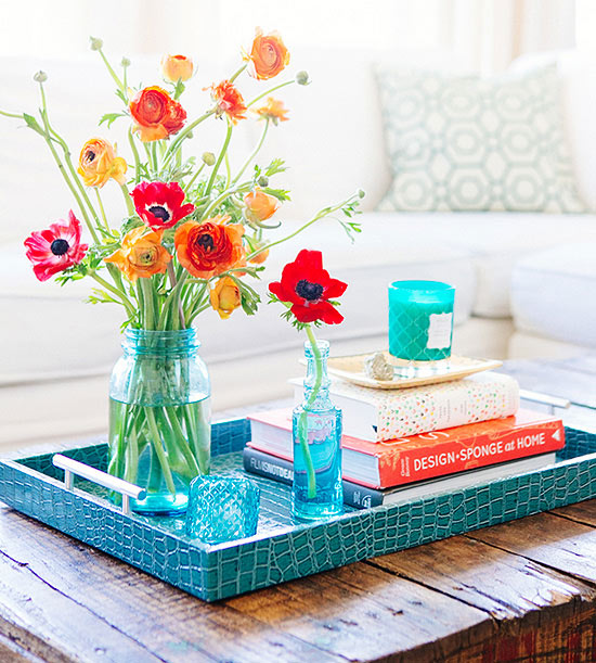 Coffee Table Styling & Decor Tips