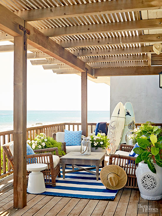 Instant Style for Outdoor Spaces