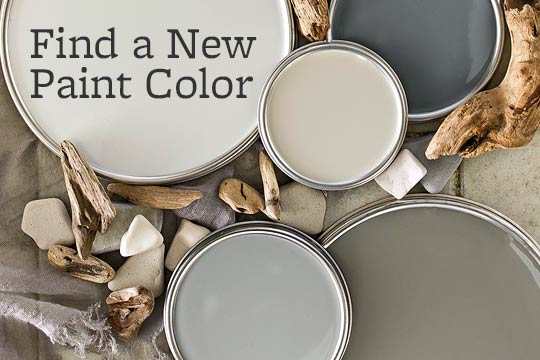 Find a New Paint Color