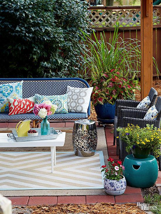 Outdoor Decorating Projects | Better Homes & Gardens