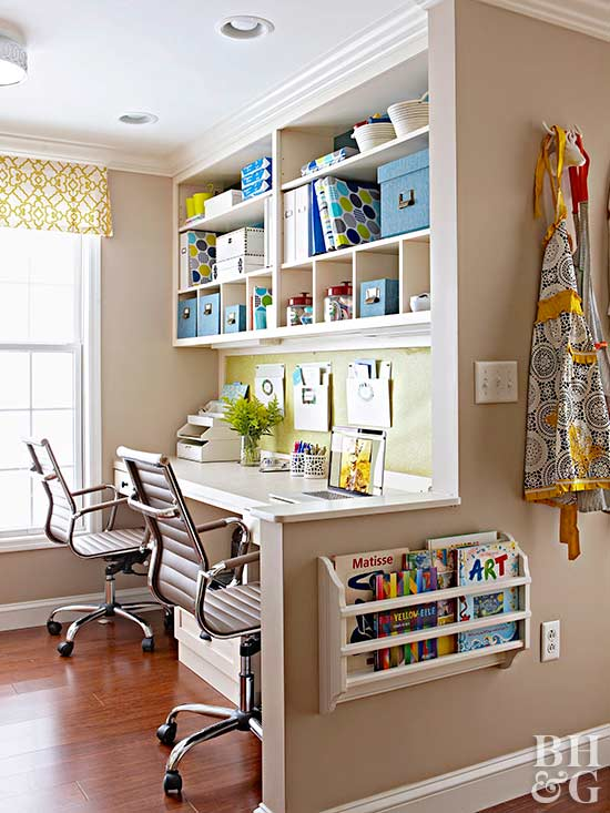 How to organize your desk - How to organize your desk at home ...