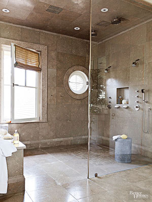 universal access showers - Handicap Accessible Bathroom Design