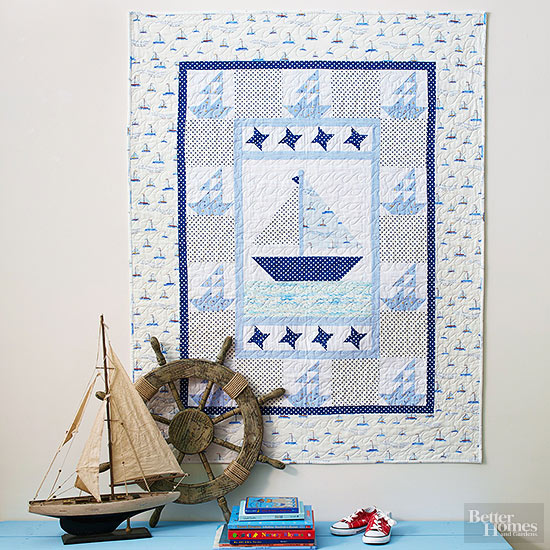 Stylish Summer Quilt Patterns