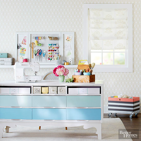 Store More with Furniture -- The DIY Way
