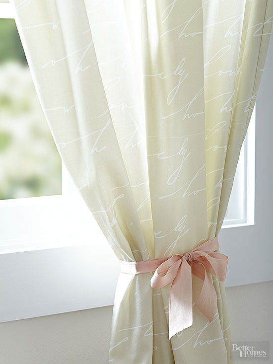 Window treatment ideas for less for Window treatments for less