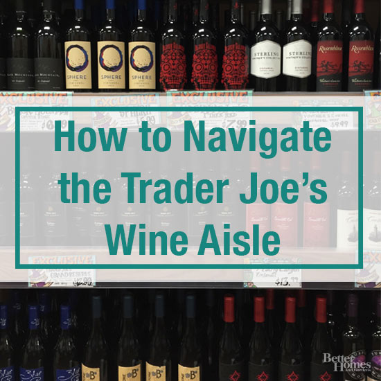 5 Steps for Navigating Trader Joe's Wine Section