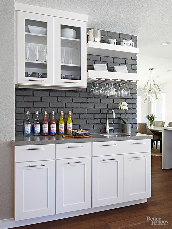 Wet bar ideas Wet bar images