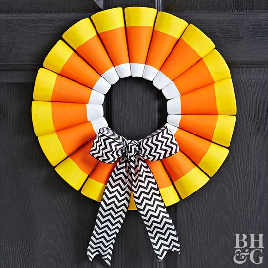halloween door decorations great wreaths and entry accents