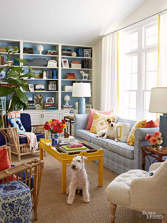 20 rooms that were made for pinterest bhg living rooms yellow