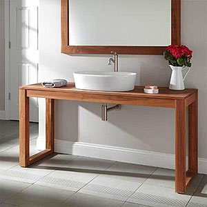Bathroom Vanity Upgrade