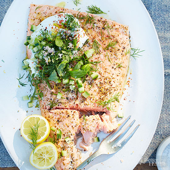 How to bake salmon baked salmon recipes ccuart Gallery