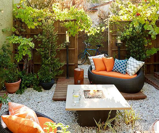We're Officially Jealous of This Backyard