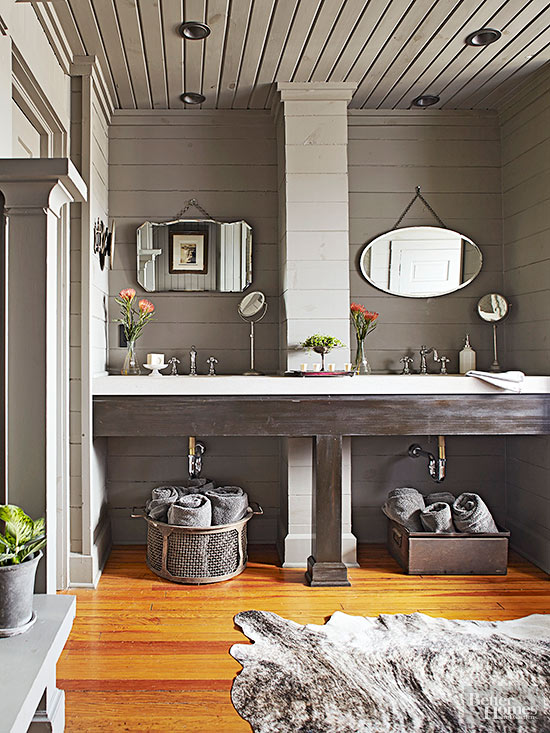 15 Minute Bathroom Organization Tips