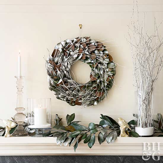 Modern Fall Wreath Ideas