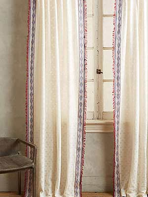Matchmaker Curtain Rod and Panel