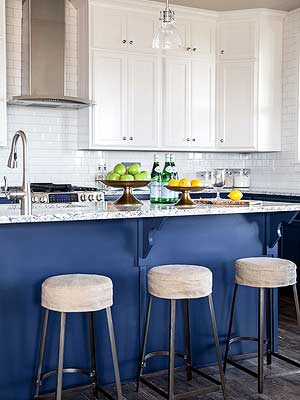 5 Unexpected Ways to Add Color to To Your Kitchen