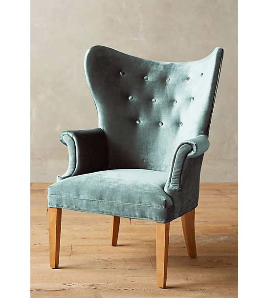 Wingback Chairs Worthy of the Spotlight