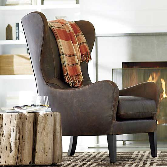 Wing-Back Chairs Worthy of the Spotlight