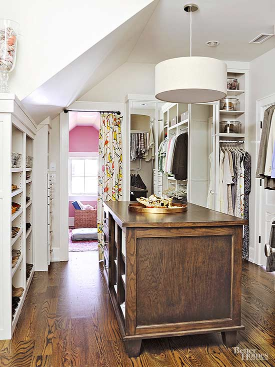 Decluttering Lessons From An Incredible Closet Makeover